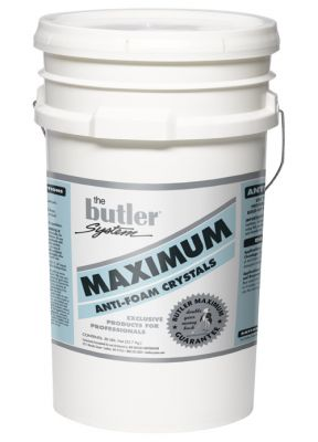 Anti-Foam Crystals - 50 lb. Container