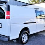 2019 Chevy Express, 3500 Series, 9600 GVW, 1 Ton, Extended Length Van, With a 2020 Butler System Installed