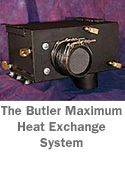 The Butler Maximum Heat Exchange System