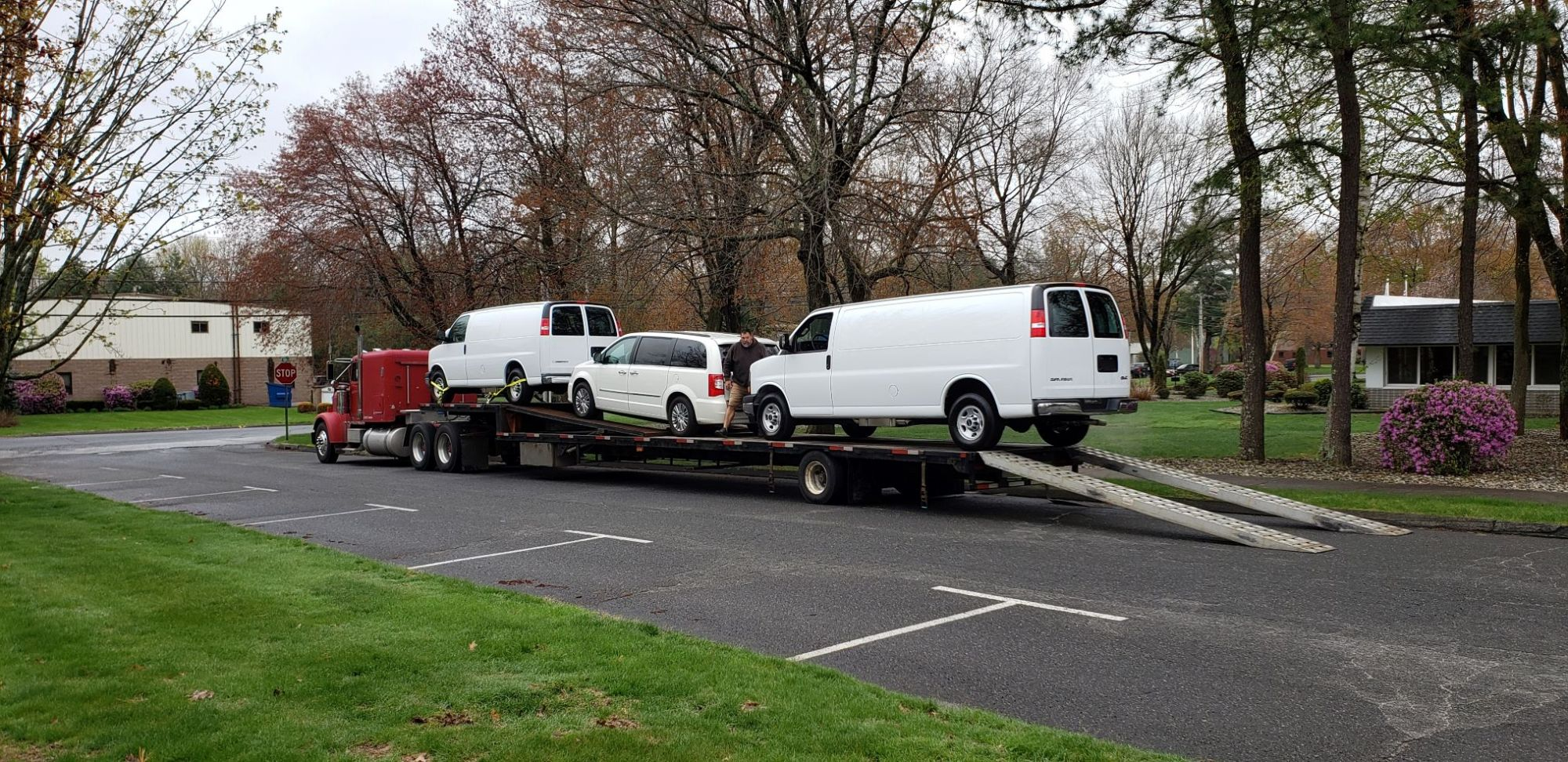 Central Virginia Carpet Cleaning Purchases New Butler Carpet Cleaning Equipment and Van!
