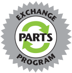 Parts and Exchange Program