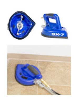 SX-7 Hand Held Tile Cleaning Tool