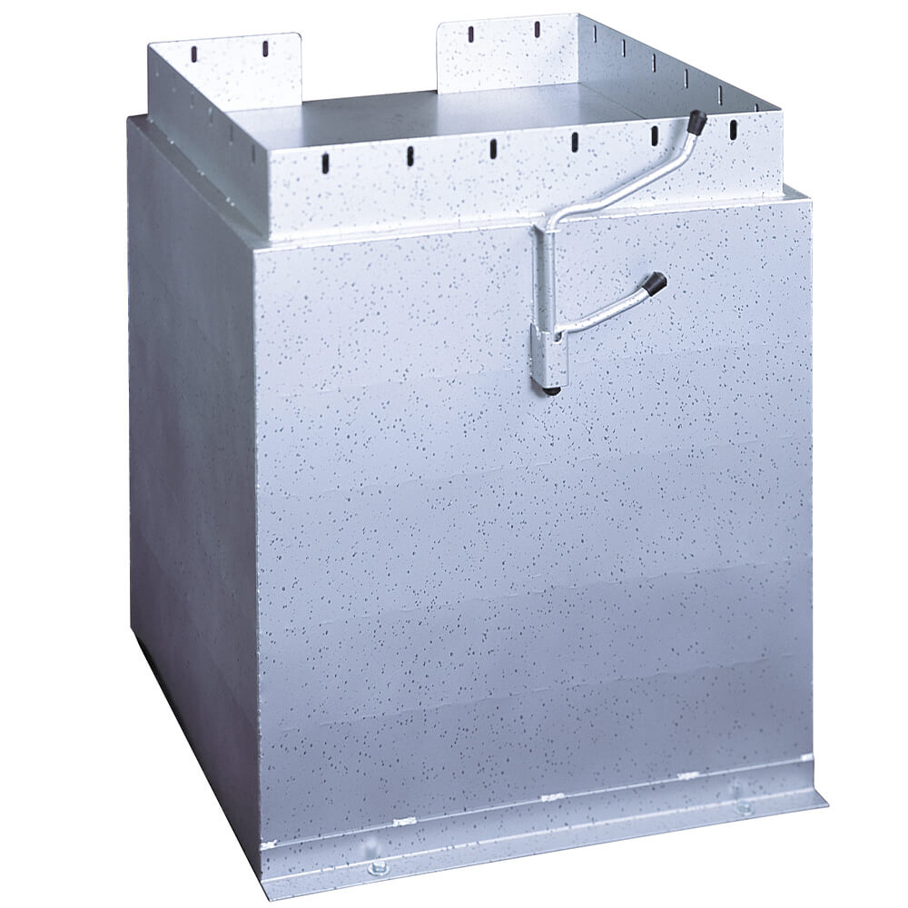 Auxiliary 90-Gallon Fresh Water Holding Tank
