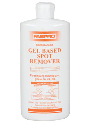 Gel-Based Spot Remover - 16 fl. oz. Container