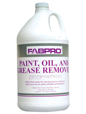 Paint, Oil, And Grease Remover - 1 Gallon Container
