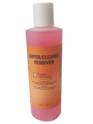 Super Remover Leather Cleaner