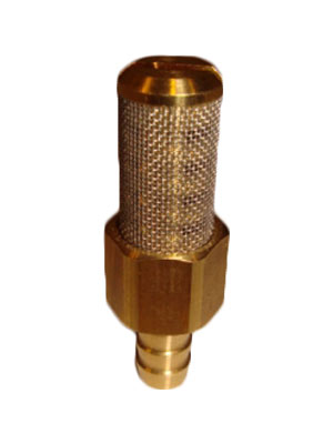 Brass Chemical Line Filter