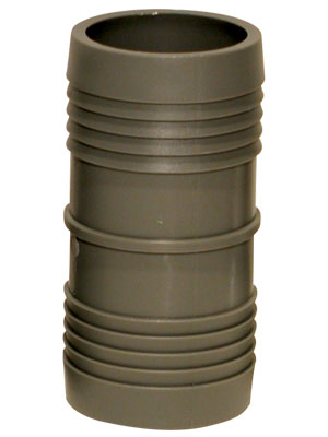 "Hose Barb Connector - 2"" X 2"""
