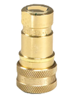 "1/4"" Brass Female Quick Connect"